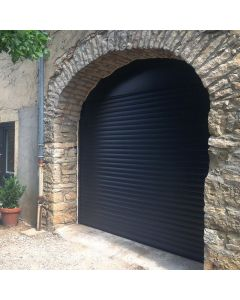 PORTE DE GARAGE ENROULABLE ROLLMOTION PERFORMANCE